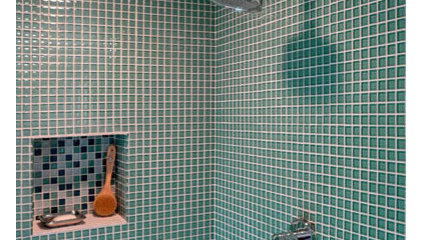 Shower Niches Between the Studs | Apartment Therapy