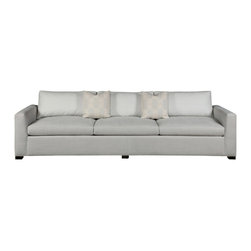 "Merry Me Sofa - LENGTH: 117"" DEPTH: 38"""