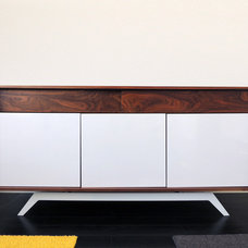 Modern Buffets And Sideboards Goodro Credenza