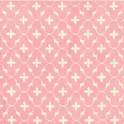 The Rug Market - Coco Pink area rug -