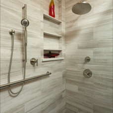 Contemporary Bathroom by C&K Custom Remodeling