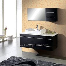 Contemporary Bathroom Vanities And Sink Consoles by ConceptBaths.com