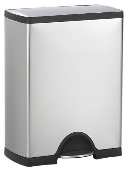 Modern Kitchen Trash Cans by Crate&Barrel