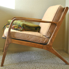Midcentury Chairs by Trevi Vintage Design