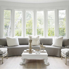 White Rooms Decor Ideas - Decorating with White - House Beautiful