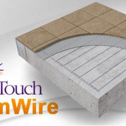 SunTouch Radiant WarmWire Floor Heating System Kits - SunTouch Radiant WarmWire Floor Heating System Kits