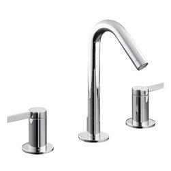 KOHLER - KOHLER K-942-4-CP Stillness Widespread Bathroom Sink Faucet - KOHLER K-942-4-CP Stillness Widespread Bathroom Sink Faucet in Polished Chrome