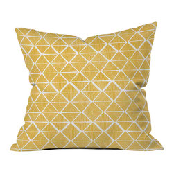 Loni Harris Cooking Time Outdoor Throw Pillow - Do you hear that noise? it's your outdoor area begging for a facelift and what better way to turn up the chic than with our outdoor throw pillow collection? Made from water and mildew proof woven polyester, our indoor/outdoor throw pillow is the perfect way to add some vibrance and character to your boring outdoor furniture while giving the rain a run for its money.