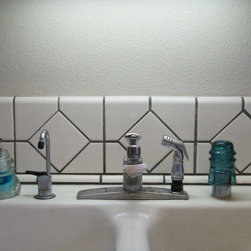 Soap dispenser & aerator - Railroad inspired products for the kitchen by Railroadware