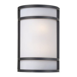 "Minka Lavery - Minka Lavery ML 345-PL 2 Light 7.75"" Width ADA Flush Mount Wall Sconce with Fluo - Two Light 7.75"" Width ADA Wall Sconce with Fluorescent LampingFeatures:"