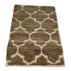 Moroccan Berber Rug, 2'x3' Hand Knotted High and Low Area Rug SH13806 - Our Modern & Contemporary Rug Collections are directly imported out of India & China.  The designs range from, solid, striped, geometric, modern, and abstract.  The color schemes range from very soft to very vibrant.
