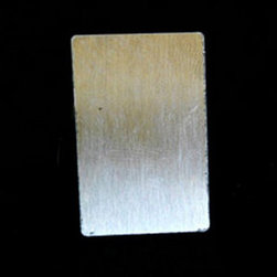 Klus - Klus-0963 End Cap for Klus EX-ALU Aluminum Channel (stainless steel) - Snap end cap to the end of Klus aluminum channel to seal and protect LED strip lighting. Compatible with Klus EX-ALU Aluminum Channel for Edge Lighting (Non-anodized).