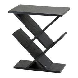 Adesso - Adesso WK4614-01 Zig Zag Accent Table - Adesso WK4614-01 Zig Zag Accent Table