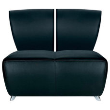 Modern Office Chairs Bobo 2-Seater Sofa by Dauphin