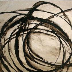 Divine Chaos I Artwork - 40 X 40 Divine Chaos I