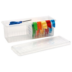 modern storage and organization by The Container Store