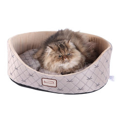 Armarkat - Armarkat Pet Bed C35HQH/MH - Pet Bed C35HQH/MH by Armarkat