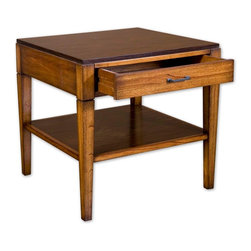 "25515 Zahari, End Table by Uttermost - Get 10% discount on your first order. Coupon code: ""houzz"". Order today."
