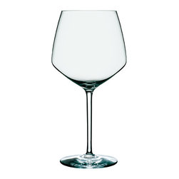 Holmegaard - Perfection Burgundy Glass - Set of 6 - Holmegaard - For the first time ever Sommeliers can choose a Holmegaard glass created to be a professional wine glass. The range has been created by experts who know what a wine glass should do and at the same time pays tribute to Holmegaard's tradition of strong, timeless design.