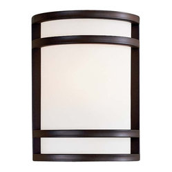 Bay View 1-lt Outdoor Wall Sconce