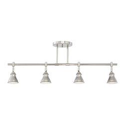 Quoizel Lighting - Quoizel QTR10054 Multi Spotlight - 4, 50W MR16 GU10 Shielded, Bulbs Included