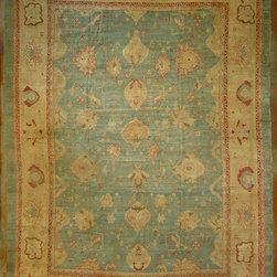 Oushak - Asian Trade Rug Co. 3736