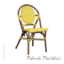 Padma's Plantation Paris Bistro Chair, Set of 2 - Padma's Plantation Paris Bistro Chair, Set of 2