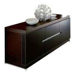 Rossetto - City Buffet in Wenge - Features: