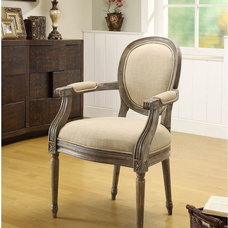 Traditional Armchairs And Accent Chairs by Overstock.com