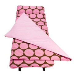 Wildkin Ashley Collection Big Dots Pink Nap Mat - The Wildkin Ashley Collection Big Dots Pink Nap Mat has been rigorously tested to ensure that all parts are lead-free, bpa-free, phthalate-free, and conform to all rules and regulations set forth by the Consumer Products Safety Information Act. This product is naturally flame-resistant and is not treated with chemicals. Conforms to the U.S. flammability test requirements for sleeping bags as set forth in CPAI-75.About WildkinUnpacking the world of children's luggage, Wildkin offers a wide collection of outrageously fun and fantastically practical bags, backpacks, mats, sleeping bags, and more. Each Wildkin piece is available in over 30 unique patterns so parents can be sure to match individual tastes with personalized designs. As safe as they are dynamic, all Wildkin products are crafted with durable, kid-safe materials and tested to ensure the highest quality.
