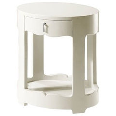 modern side tables and accent tables by Burke Decor