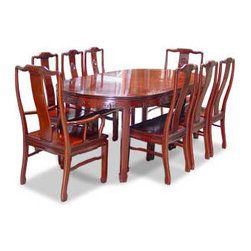 Shop Asian Dining Sets On Houzz
