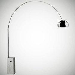 Flos - Flos | Arco LED Floor Lamp - Design by Achille Castiglioni and Pier Giacomo Castiglioni, 1962.