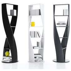 Contemporary Bookcases by Joel Escalona