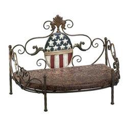 Patriotic Pet Bed - Patriotic Pet Bed