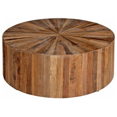 Rustic Coffee Tables by Kathy Kuo Home