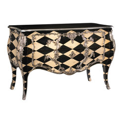 Montrevel Commode