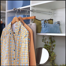 Traditional Closet Organizers by transFORM | The Art of Custom Storage