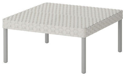 Contemporary Outdoor Side Tables by IKEA