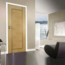 Modern Interior Doors by DAYORIS DOORS / PANELS