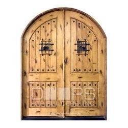 Exterior Solid Wood En -