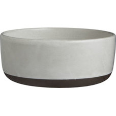 Contemporary Serving And Salad Bowls by CB2