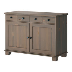 Carina Bengs - STORNÄS Buffet - Buffet, gray-brown