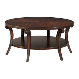 EuroLux Home - Large New Round Coffee/Cocktail Table - Product Details