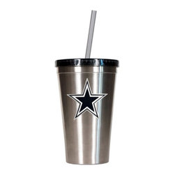 Great American Products - Great American NFL 16 oz. Insulated Tumbler Multicolor - STS2000-7 - Shop for Tumblers from Hayneedle.com! About Great American ProductsWith beginnings as a belt buckle maker in Texas Great American products has become the leader in licensed metal emblems and the products that they adorn. With licenses with every major sports league Great American products a wide range of unique products like drinkware coolers and kitchen accessories for the dedicated fan.