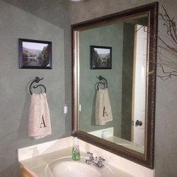 Beatty Frane Style - Frame It! Mirror Designs