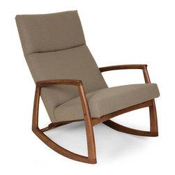 The Bollnas Lounge Chair , Grey - The Bollnas Lounge Chair