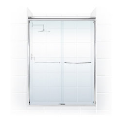 "Coastal - Shower Doors | Pararagon 3/8"" Frameless 
