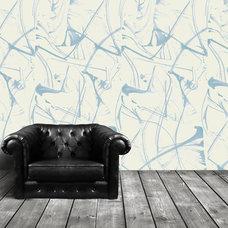 Eclectic Wallpaper by Black Crow Studios