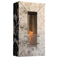 Contemporary Indoor Fireplaces by Terra Flame Home